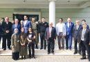 Ak Parti Gemlik İlçe Teşkilatı, Uludağ Üniversitesi Hukuk Fakültesini ziyaret etti.