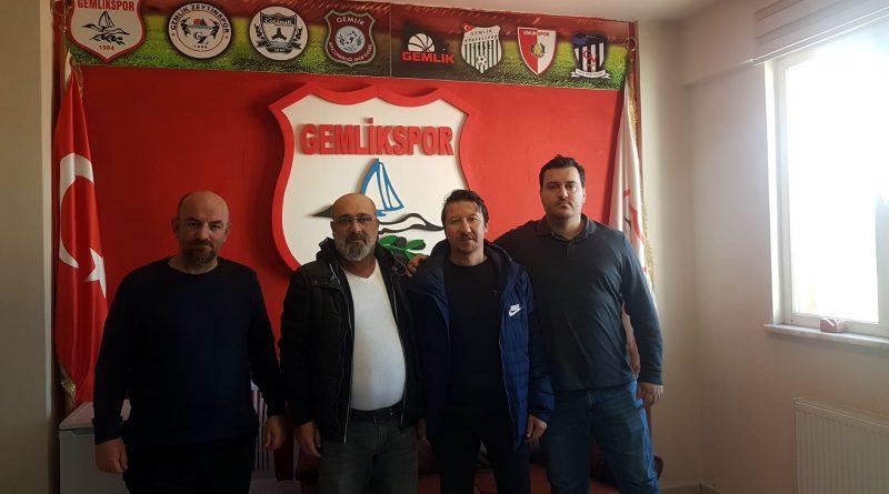 Gemlikspor Fikret Bademci ile anlaştı