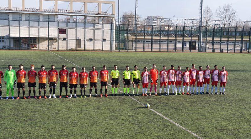 Gemlikspor Şükraniye'yi Elinden Kaçırdı 1-1