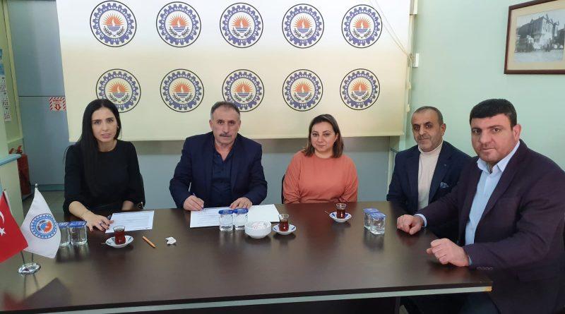 Esnaf Odası Atakent Hastanesi İle Sözleşme İmzaladı