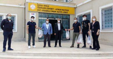 GESYAD'dan İhtiyaç Sahiplerine Kurban Payı Bağışı